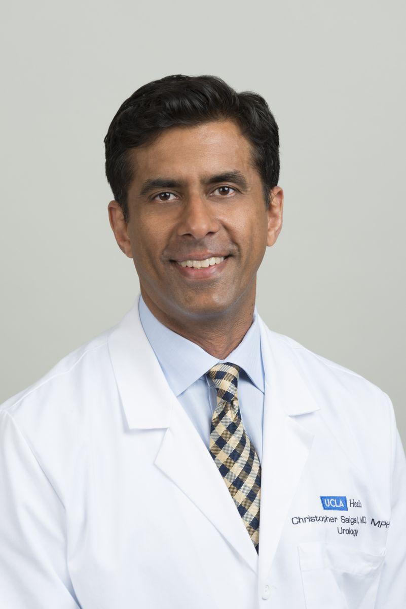 Dr. Christopher Saigal