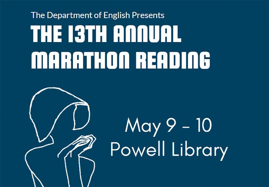 UCLA Marathon Reading