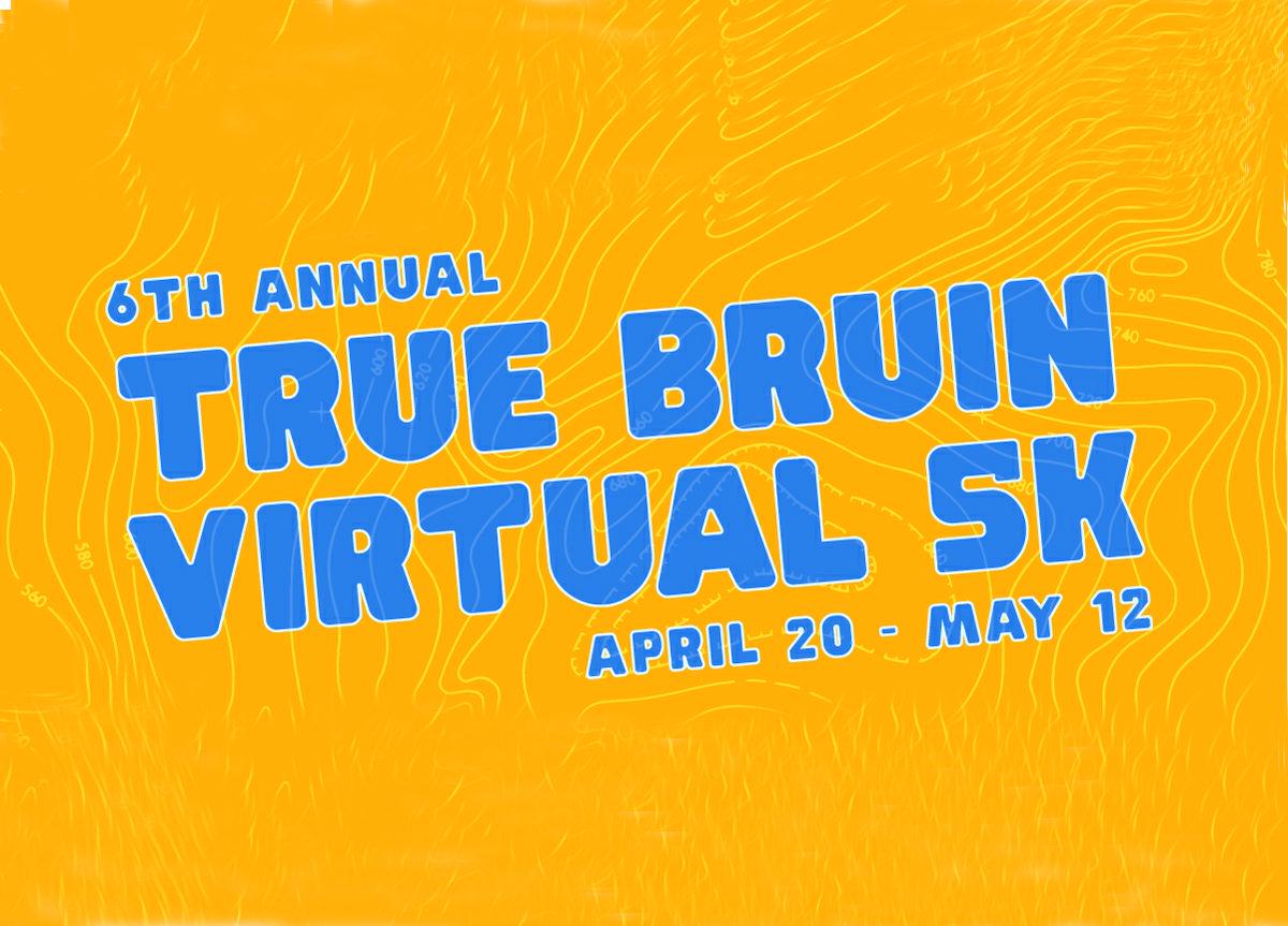 True Bruin Virtual 5K