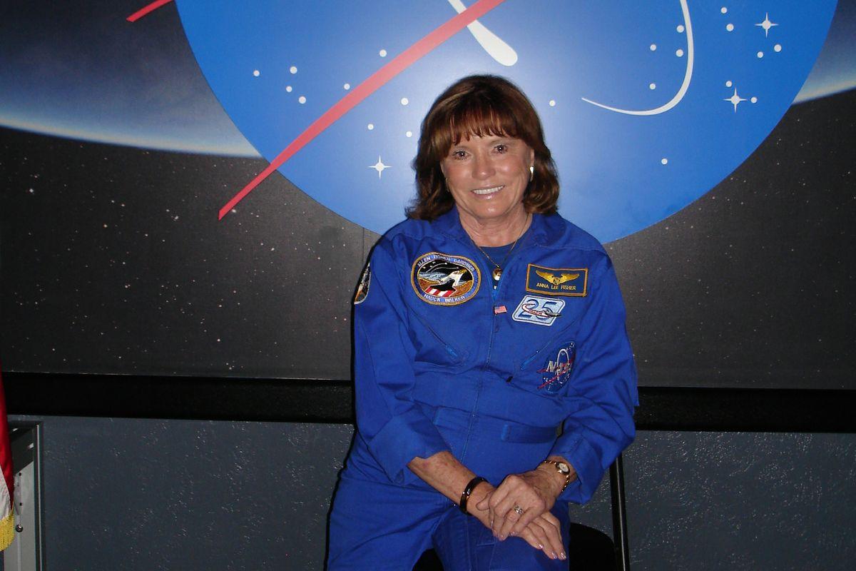Anna Lee Fisher NASA