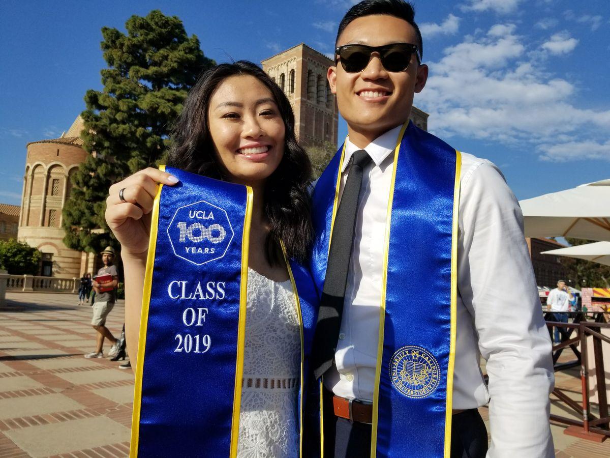 Ucla Graduation 2020.Centennial Commencement Season Begins At Ucla Ucla