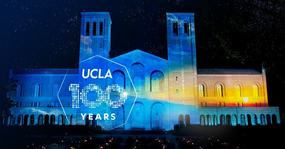 Royce Hall UCLA 100 preview