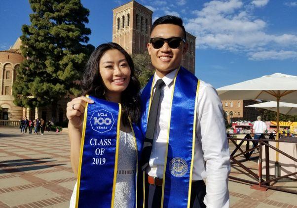 Graduates class of 2019