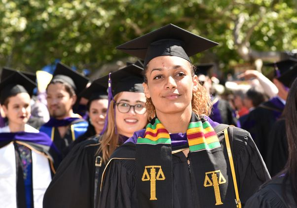 UCLA Law commencement 2019