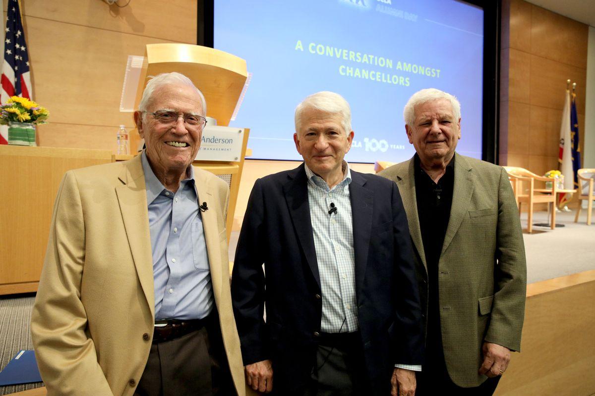 Three chancellors