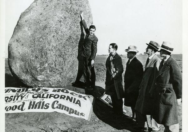 Founders' Rock