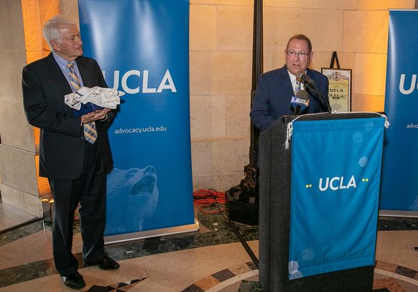 Paul Koretz UCLA 100