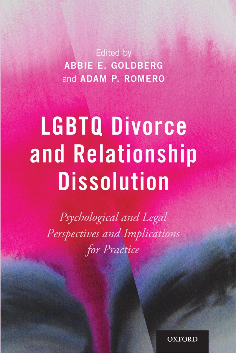 LGBTQ Divorce book