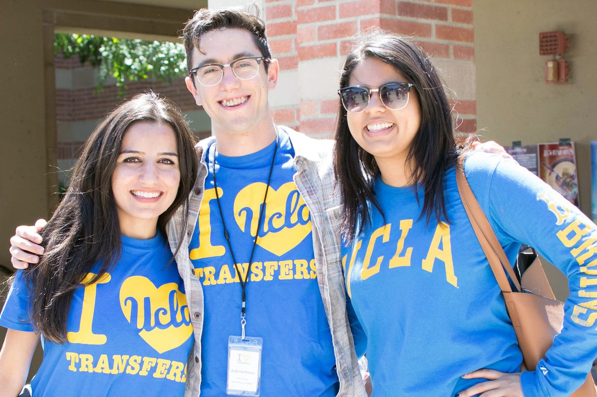 Bruin Day for Transfers