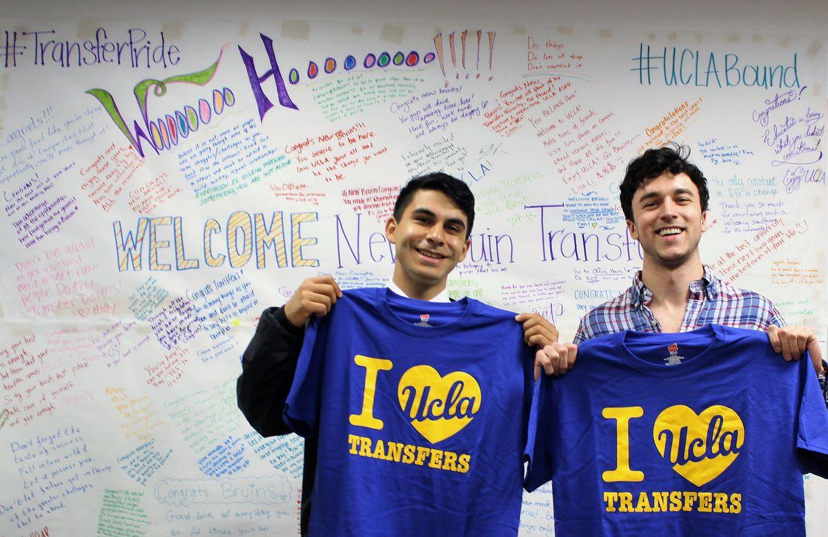 UCLA Tranfser Student Center