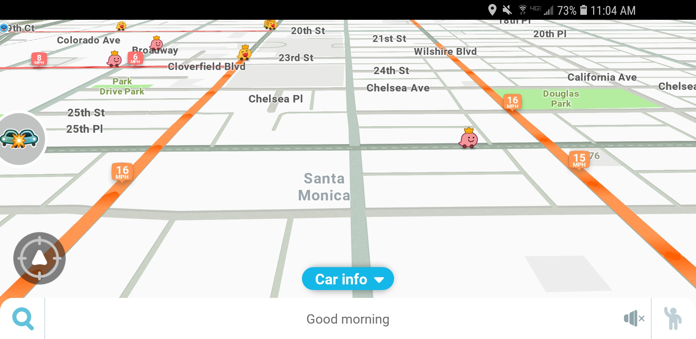 Waze users' accident reports could cut emergency response time in half