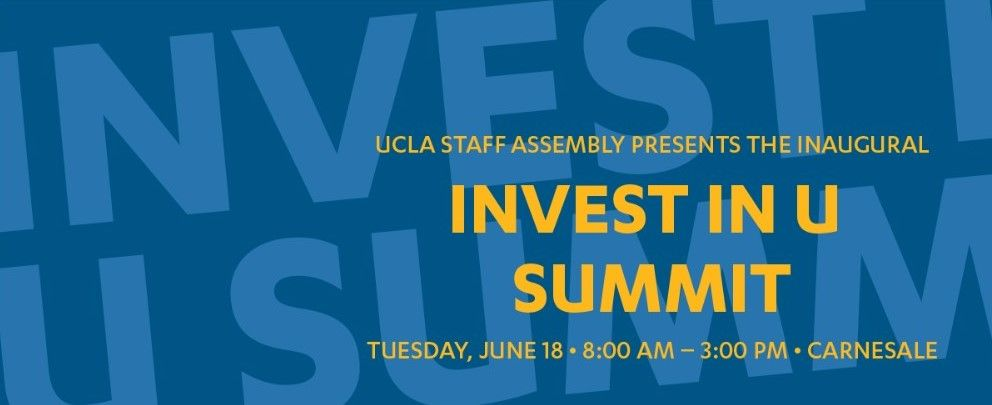 Invest in U Summit