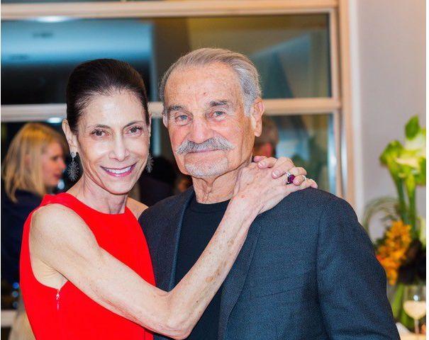Carol and Roy Doumani