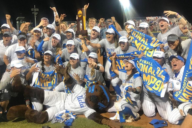 Softball champions 2019