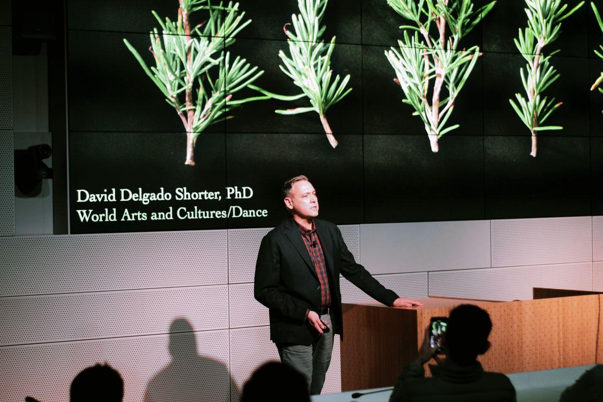 David Delgado Shorter