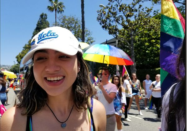 Click to open the large image: UCLA at LA Pride