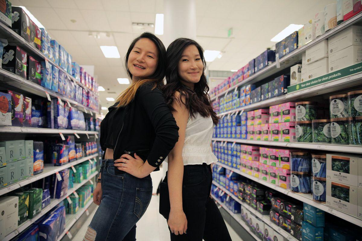 Helen Lee and Rachel Lee