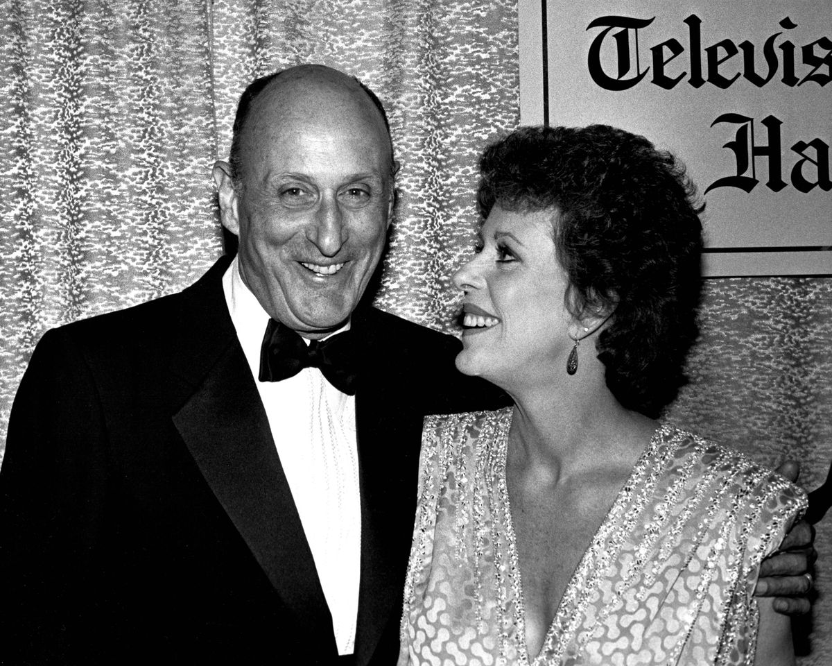 John H. Mitchell and Carol Burnett