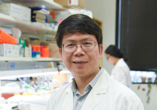 Dr. Zhijian-James-Chen