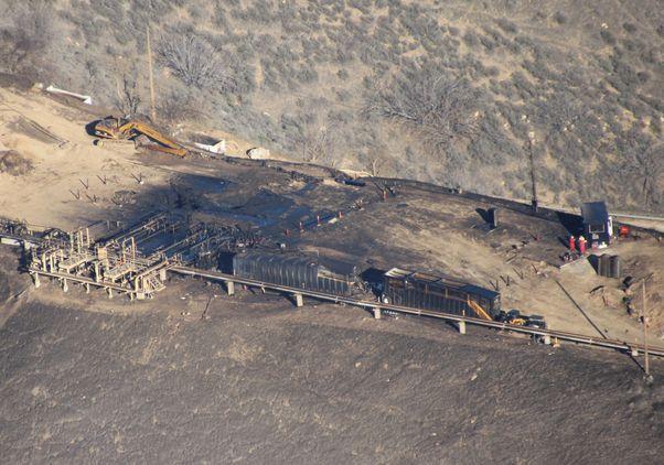 Aliso Canyon blowout