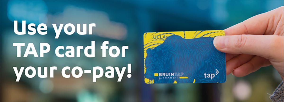 UCLA tap card