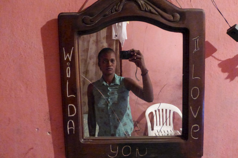 Wilda, Port-au-Prince, Haiti, 2014