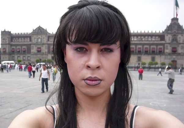 Click to open the large image: Ilsa, Mexico City, 2008
