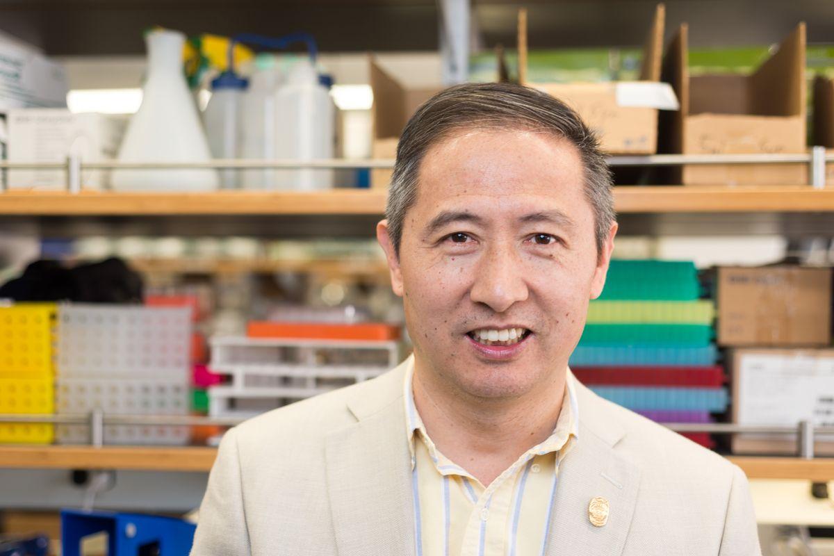 Dr. Cun-Yu Wang