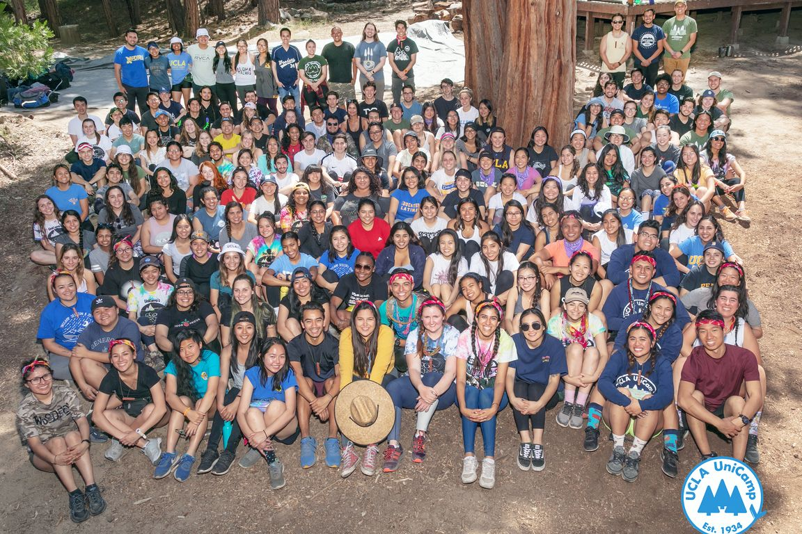 UniCamp 2019 counselors