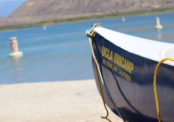 UniCamp canoe