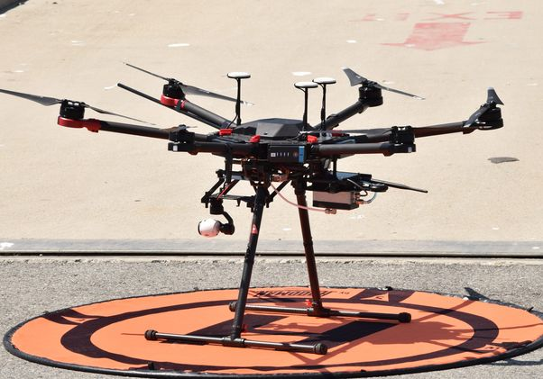 Drone IoES practicum