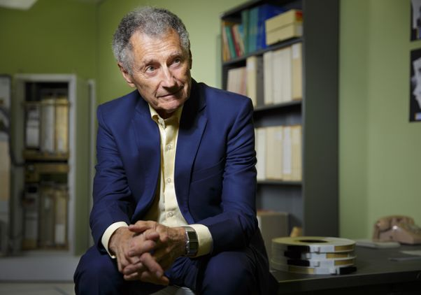 Kleinrock pickup from magazine