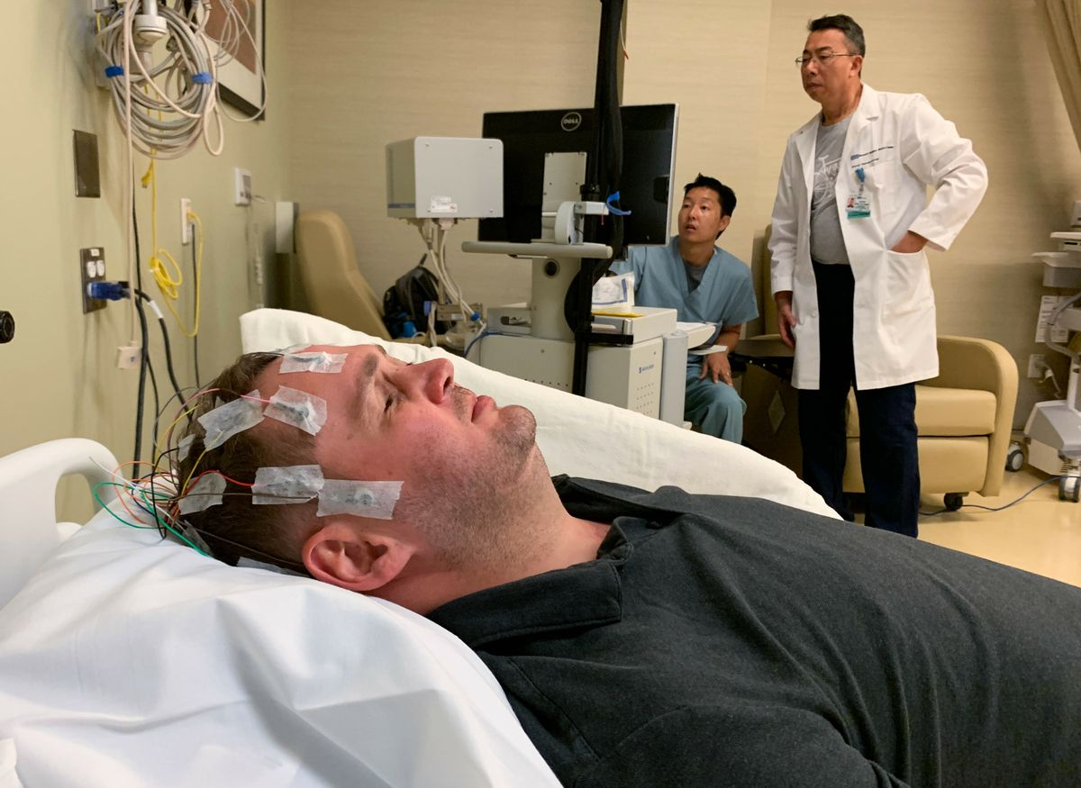 Jason Esterhuizen brain waves