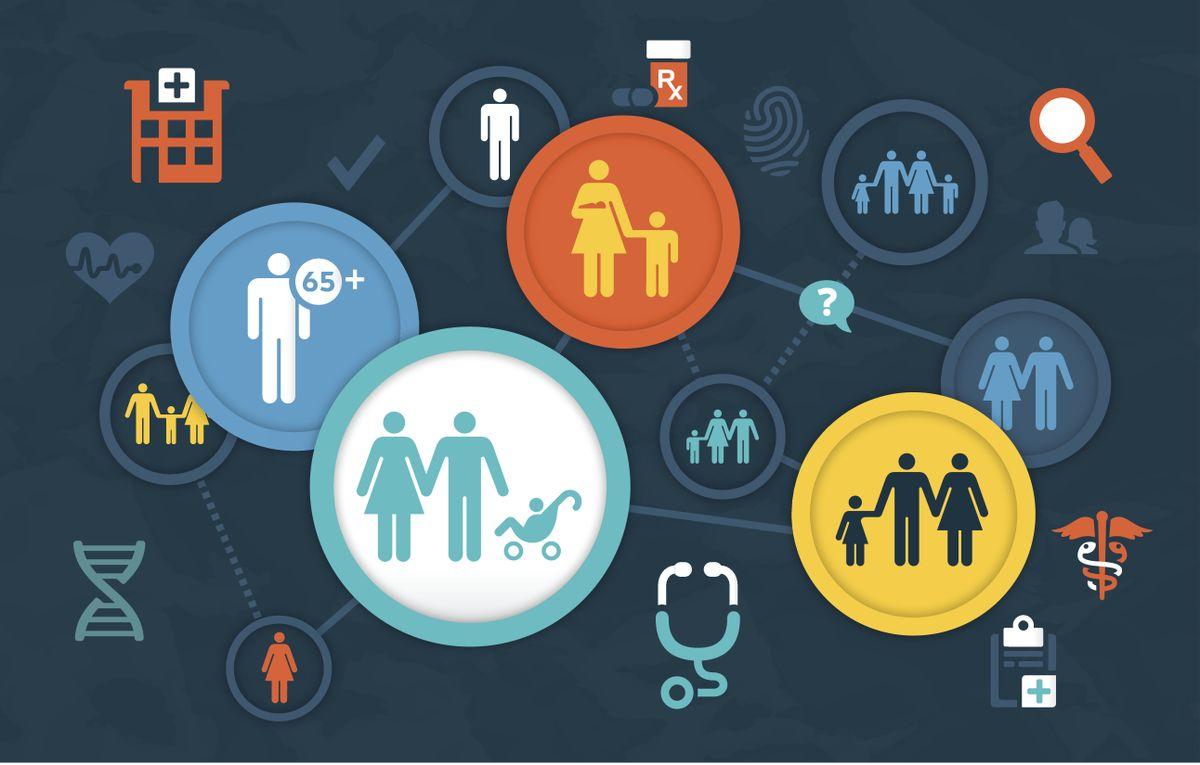Health care graphic