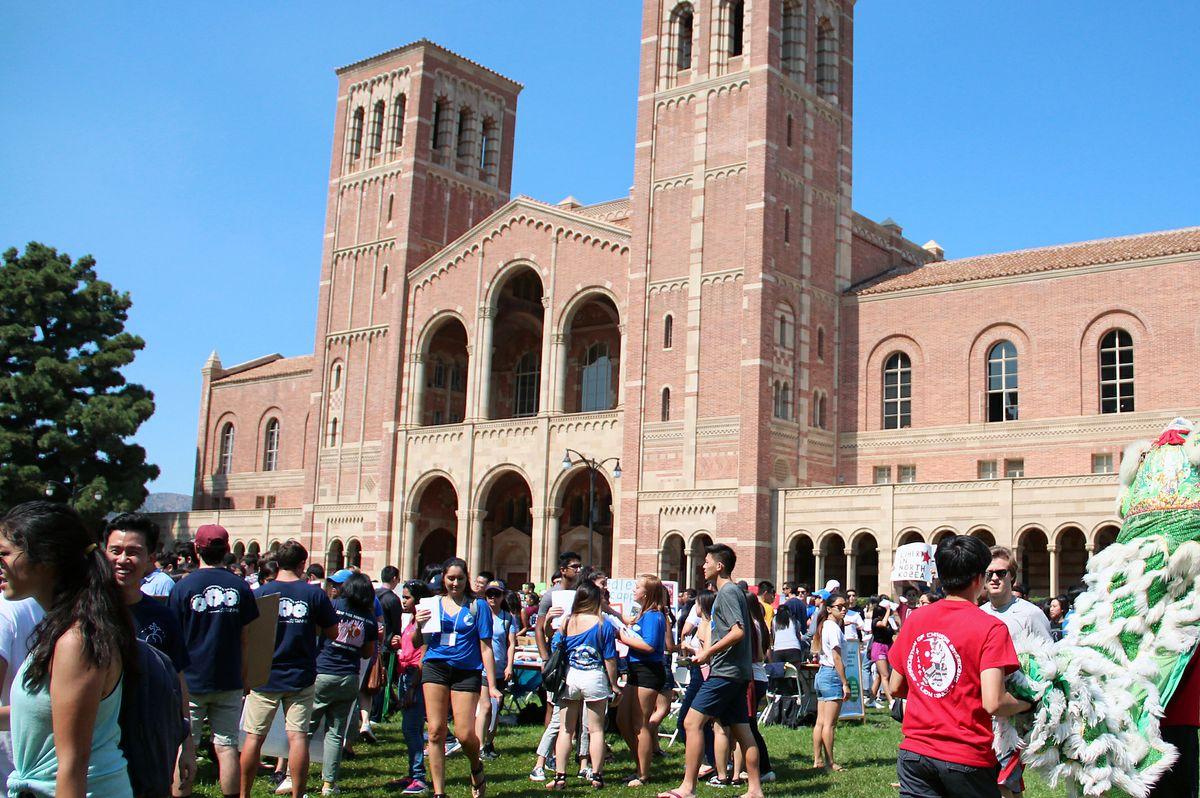 UCLA Enormous Activities Fair