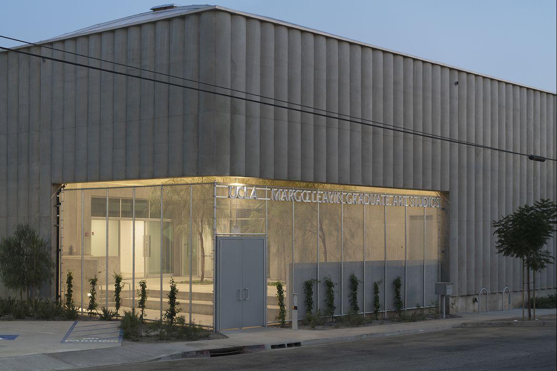 Leavin Studios exterior