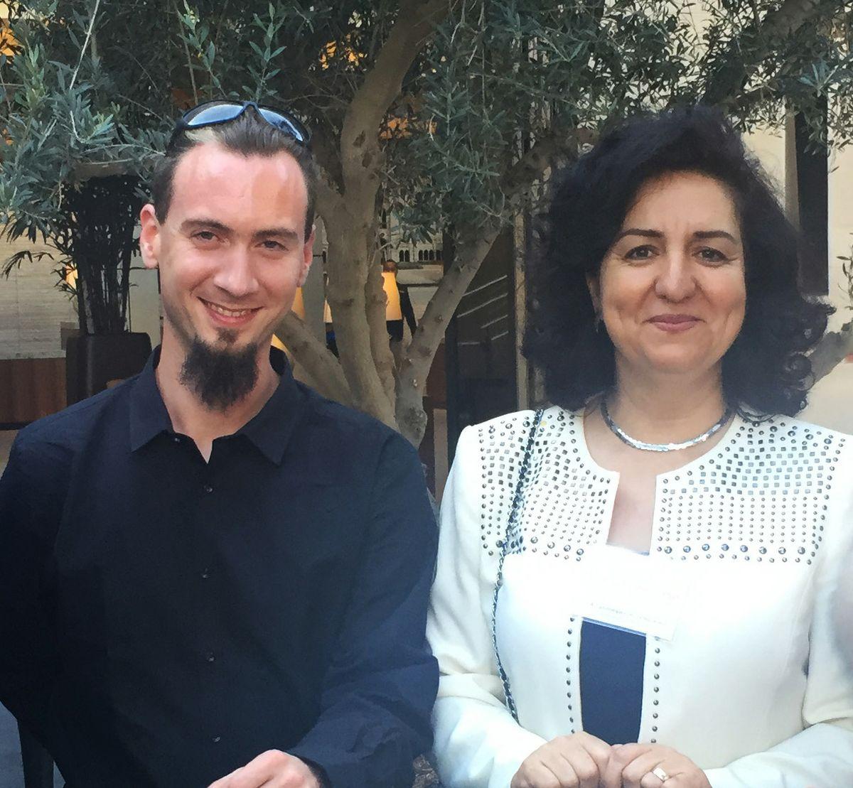 Gregoire Ruffenach and Mansoureh Eghbali