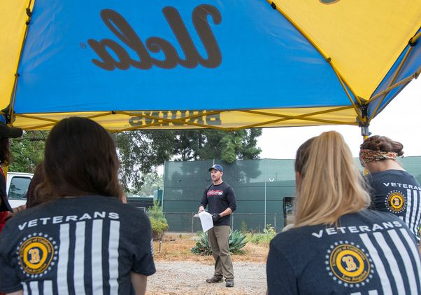 UCLA Volunteer Day 2019