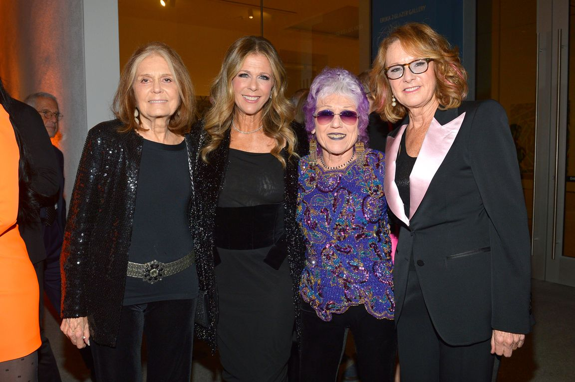 Judy Chicago - 2019 Gala in the Garden