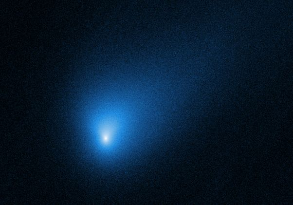 Interstellar comet 2019