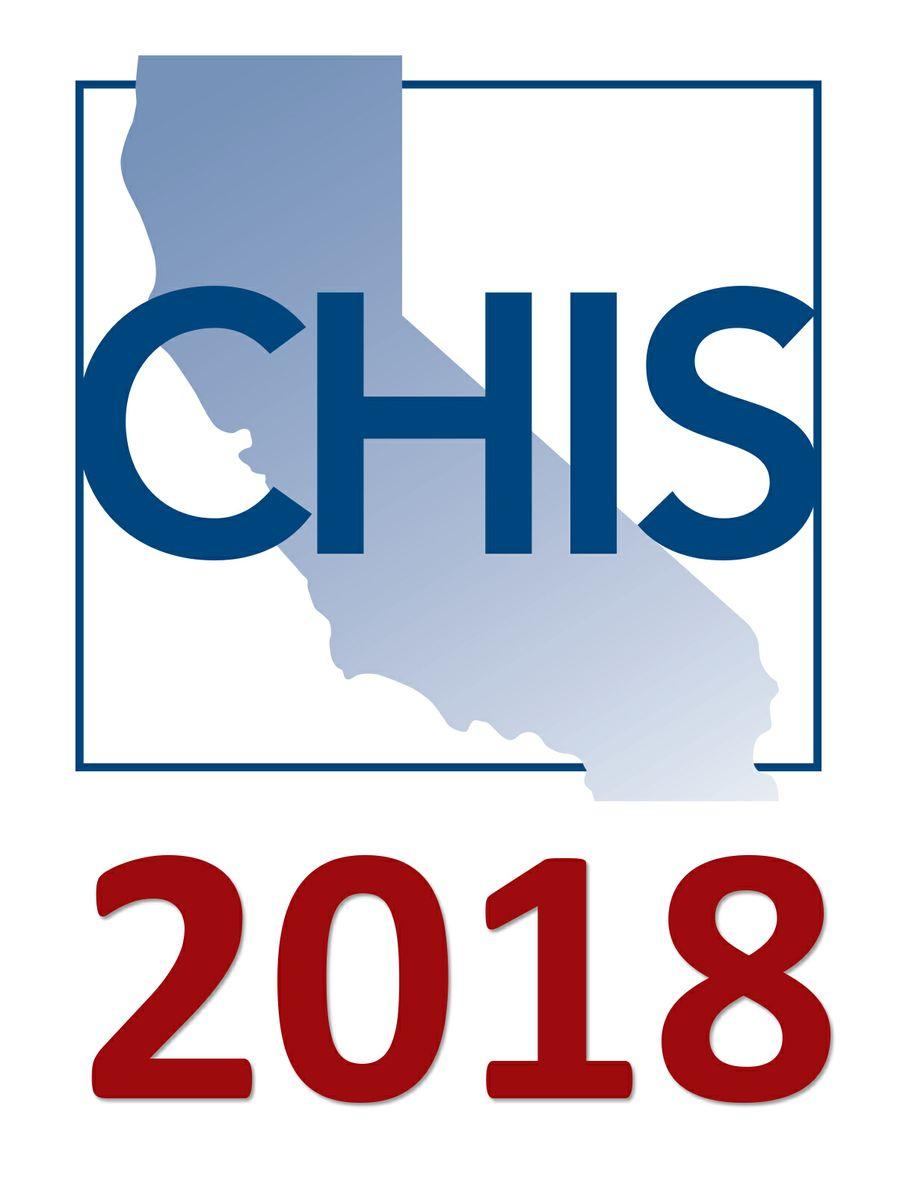 CHIS 2018 logo