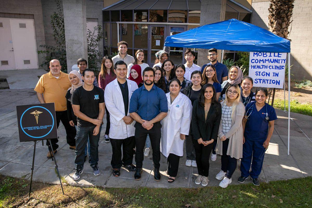 International Collegiate Health Initiative