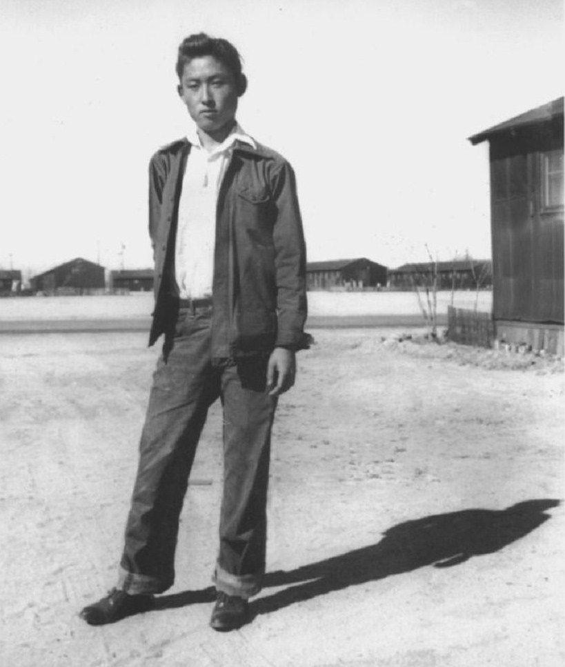 Hank Manzanar, 1945