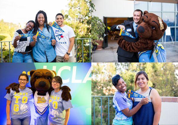 UCLA first-gen