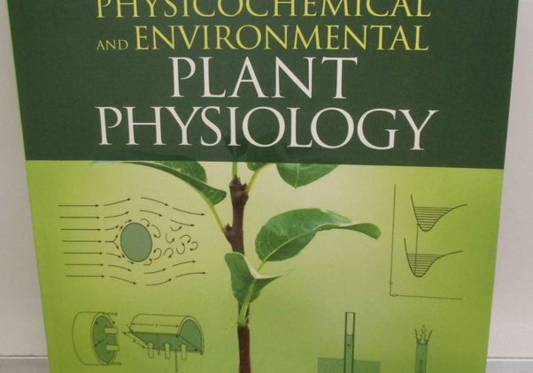 Plant Cell Physiology: A Physiochemical Approach