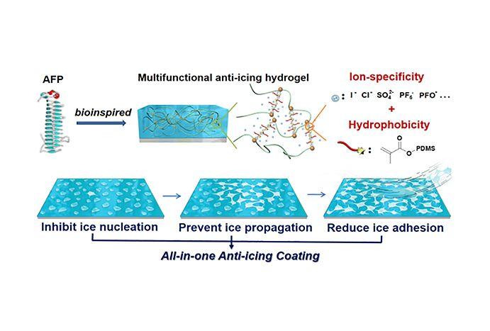 Anti ice compound schematic