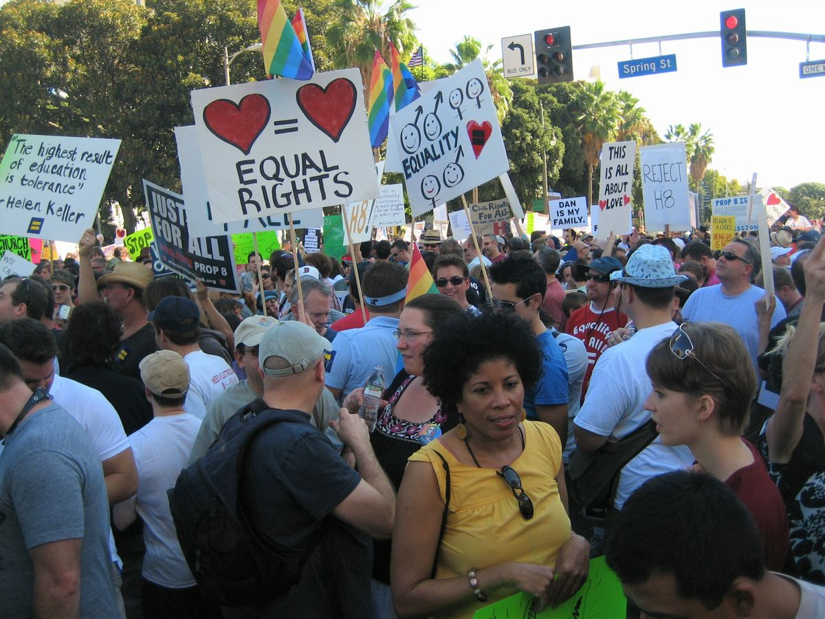 Prop. 8 protest