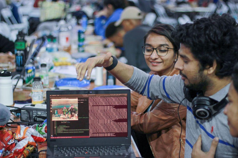2019 Hackathon participants