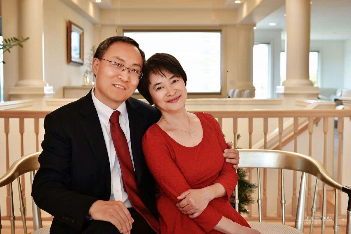 Gene and Sharon Chang