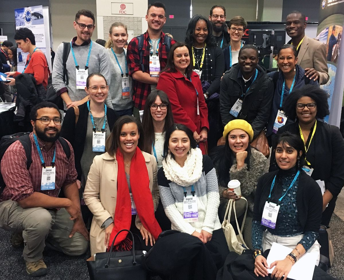 Center for Diverse Leadership in Science members